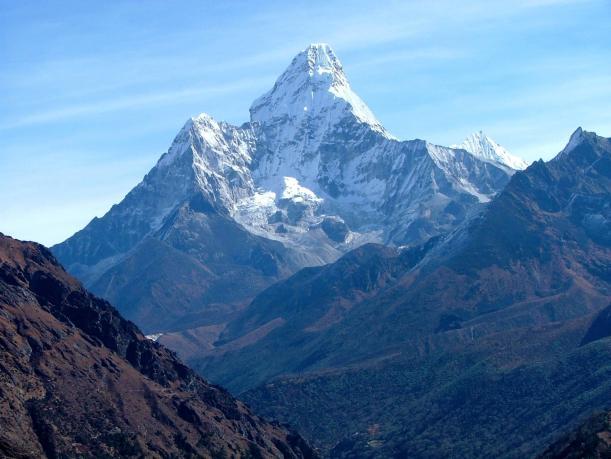 mountain everest