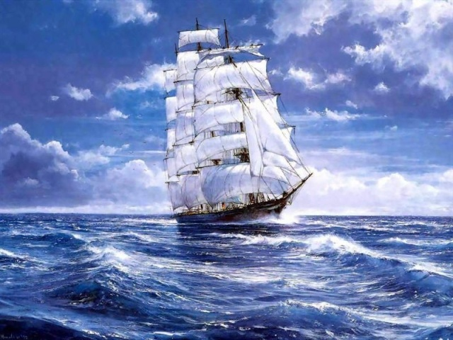 ship clipper